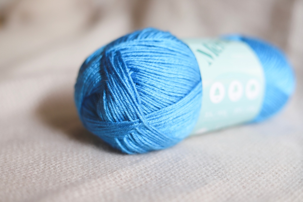 Texture of Touch Of Merino Yarn
