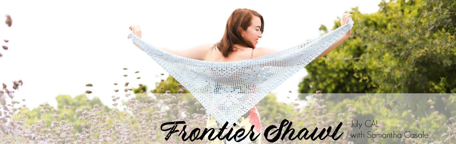 frontier shawl banner